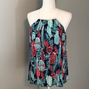 Hippie Laundry Polyester tank Large